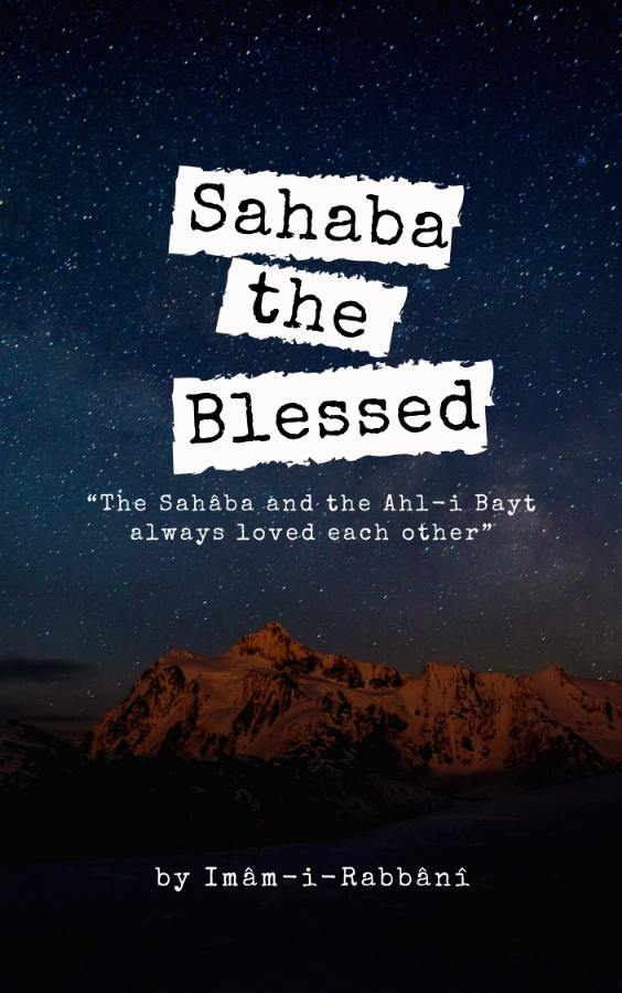 Sahaba 'The Blessed'
